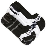 Sperry 'Signature Invisible' Socks (Assorted 3-Pack)