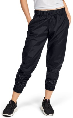 Under Armour Women's UA Metallic Woven Pants
