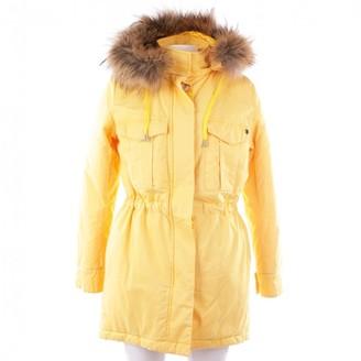 N. Iq+ Berlin \N Yellow Synthetic Jackets