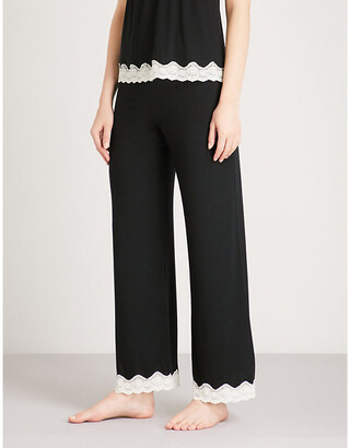 Eberjey Lady Godiva jersey pyjama bottoms
