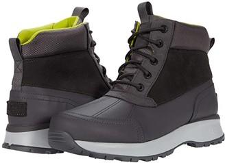UGG Emmett Duck Boot (Dark Grey) Men's Shoes