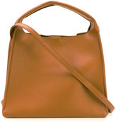 Maison Margiela small structured tote - women - Leather - One Size
