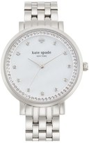 Kate Spade 'monterey' Crystal Dial Bracelet Watch, 38mm