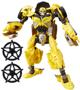 Transformers The Last Knight Premier Edition Autobot Bumblebee Action Figure