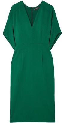 Narciso Rodriguez Wool-crepe Dress