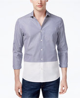 Michael Kors Men's Colorblocked Shirt