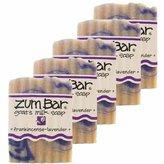 Indigo Wild Zum Bar Goat's Milk Soap, Frankincense & Lavender 3 oz