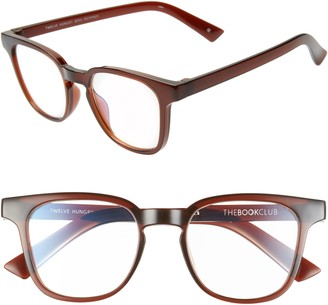 The Book Club Twelve Hungry Bens 53mm Reading Glasses