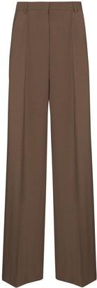 Nanushka Cleo wide-leg tailored trousers