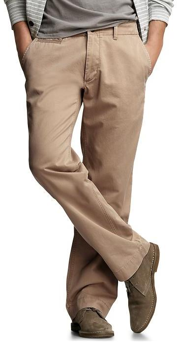 Gap The vintage khaki (standard fit)