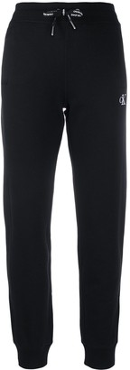 Calvin Klein Jeans Embroidered Logo Track Pants