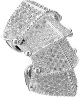 Vivienne Westwood Pave Armour Ring