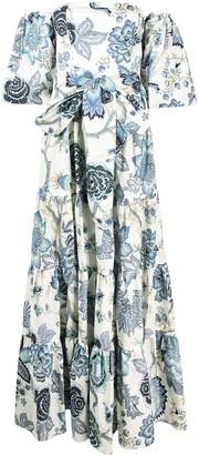 Cara Cara Floral Off-Shoulder Dress