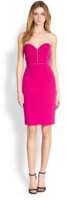Bec & Bridge Argon Strapless Bustier Dress
