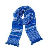 Mela Artisans Orissa in Blue Scarf