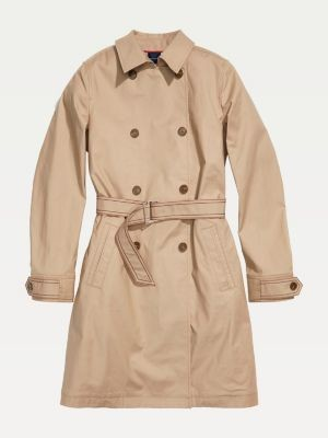 Tommy Hilfiger Adaptive Classic Trench Coat