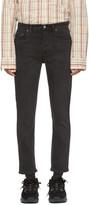 Acne Studios Black Bla Konst River Jeans