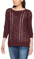 Fat Face Women's Polly Pointelle Jumper,6