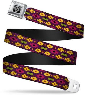 Buckle Down Buckle-Down Buckle-Down Seatbelt Belt Navajo XL Accessory
