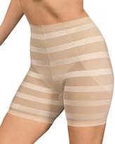 Nude Sheer Shaper Shorts - Plus Too