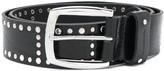 Diesel round studded belt