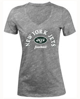 5th & Ocean Women's New York Jets Checkdown LE T-Shirt