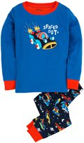 Hatley PJ Set (Toddler/Kid) - Space Cars-8