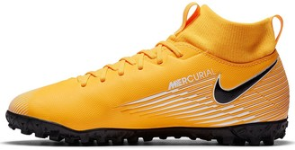 Nike Junior Mercurial Superfly 6 Academy Astro Turf Football Boots
