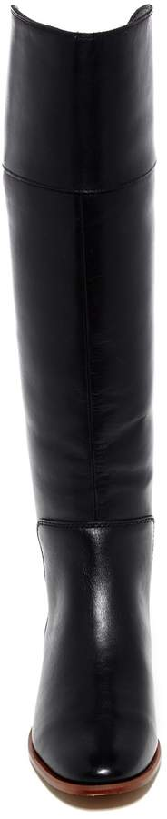 Franco Sarto Roselle Leather High Boot