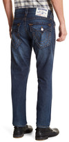 True Religion Flap Pocket Slim Jean
