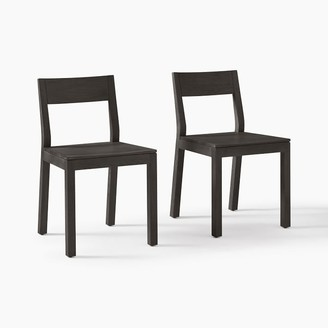 west elm Tahoe Dining Chairs (Set of 2)