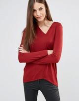 Sisley Slouch Long Sleeve T-Shirt