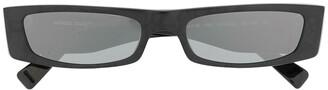 Alain Mikli rectangular frame sunglasses