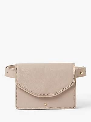 DAY et Gweneth Kay Leather Belt Bag, Stucco
