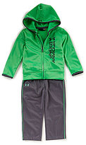 Under Armour Baby Boys 12-24 Months Zip-Front Hoodie Jacket & Pants Set