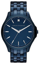 Armani Exchange Stainless Steel Quartz Watch