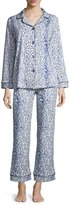 BedHead Mighty Jungle Long-Sleeve Classic Pajama Set, Plus Size