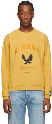 Reese Cooper Yellow Aged RCI Eagle Sweatshirt