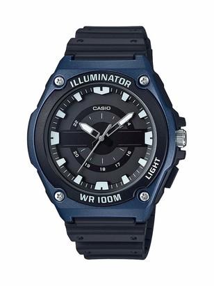 Casio Men's Quartz Watch with Resin Strap