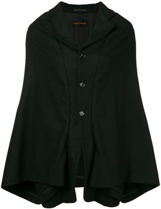 Comme Des Garçons Pre-Owned 1995 Cape Jacket