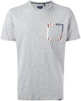 Woolrich printed pocket T-shirt - men - Cotton - S