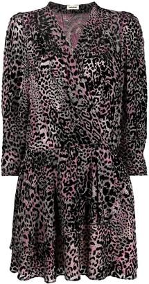 Zadig & Voltaire Rogers robe dress