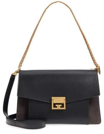 Givenchy Medium GV3 Leather Crossbody Bag