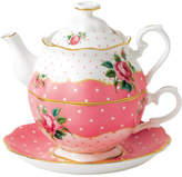 Royal Albert Cheeky Pink Tea for One