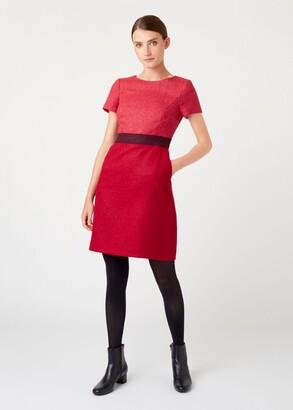 Hobbs Theresa Wool Dress