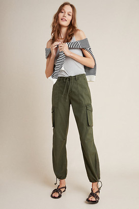 Sanctuary Paratrooper Cargo Pants By in Green Size 25