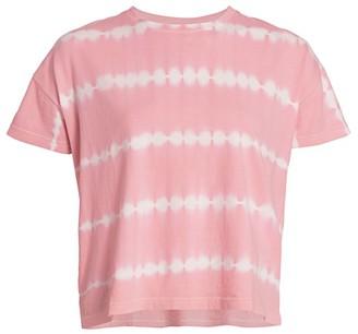Rails Roman Tie-Dye T-Shirt
