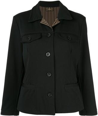 Fendi Pre-Owned long sleeve jacket