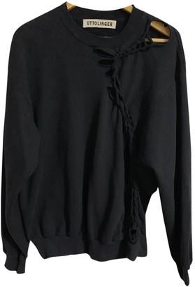 Ottolinger Black Cotton Knitwear for Women