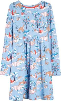 Boden Kids' Fun Jersey Dress